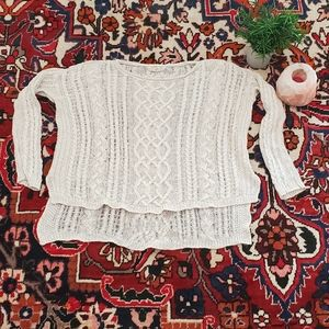 Denim and Supply Woman's Sweater